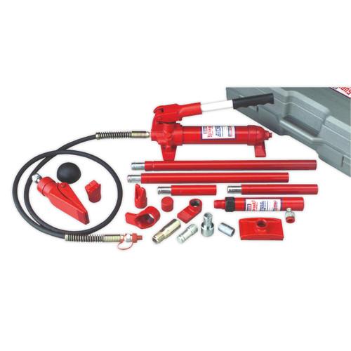Buy Sealey RE83/4 Hydraulic Body Repair Kit 4tonne Supersnap Type at Toolstop