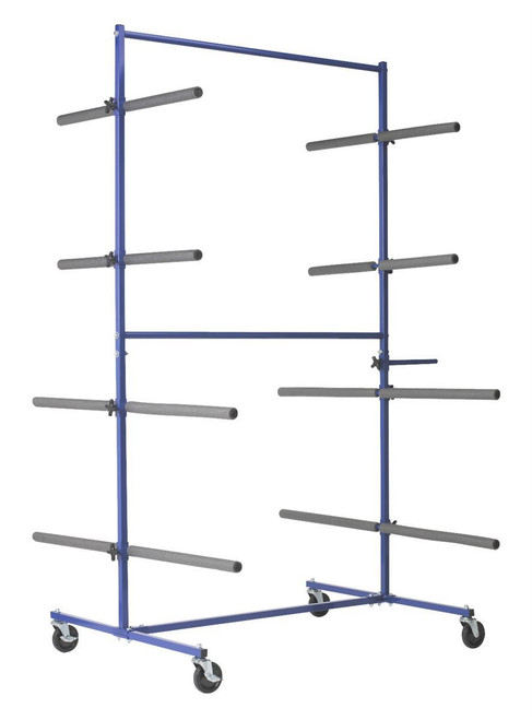 Buy Sealey RE55 Bumper Rack Double-sided 4-level at Toolstop