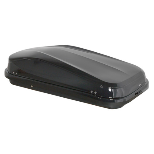 Buy Sealey RB320E Roof Box Gloss Black 320ltr 50kg Max Load at Toolstop