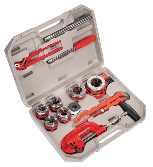 "Buy Sealey PTK993 Pipe Threading Kit 1/4"" - 1-1/4""bspt at Toolstop"