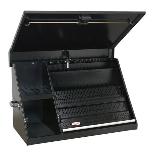 Buy Sealey PTB915TR Wedge™ Topchest 930mm Heavy-Duty Black at Toolstop
