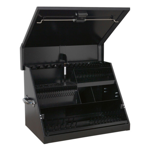 Buy Sealey PTB660TR Wedge Topchest 660mm Heavy-Duty Black at Toolstop