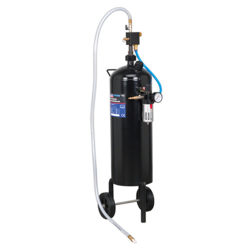 Buy Sealey PSB40 Portable Soda Blasting Kit 18kg Capacity at Toolstop