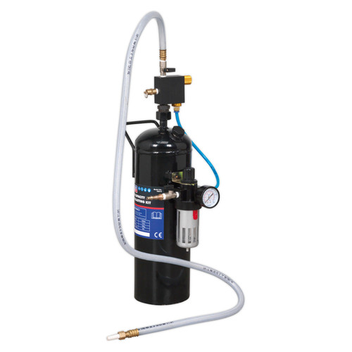 Buy Sealey PSB10 Portable Soda Blasting Kit 4.5kg Capacity at Toolstop