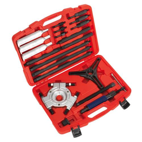 Buy Sealey PS9821 Hydraulic Bearing Separator/Puller at Toolstop