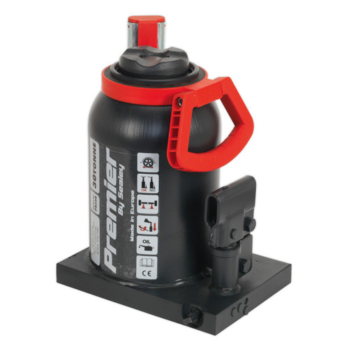 Buy Sealey PBJ30 Premier Bottle Jack 30tonne at Toolstop