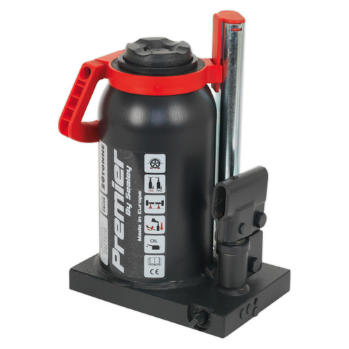 Buy Sealey PBJ20 Premier Bottle Jack 20tonne at Toolstop