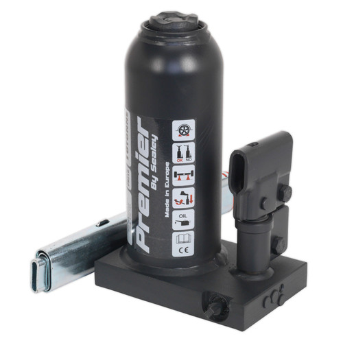 Buy Sealey PBJ10 Premier Bottle Jack 10tonne at Toolstop