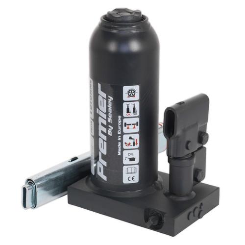 Buy Sealey PBJ10 Premier Bottle Jack 10tonne at Toolstop