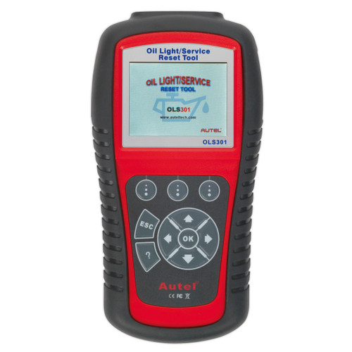 Buy Sealey OLS301 Autel Eobd Code Reader - Oil & Service Reset Tool at Toolstop