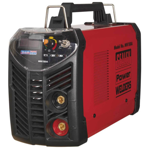 Buy Sealey MW180A Inverter 180amp 240v With Accessory Kit at Toolstop