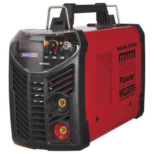 Buy Sealey MW160A Inverter 160amp 240v With Accessory Kit at Toolstop