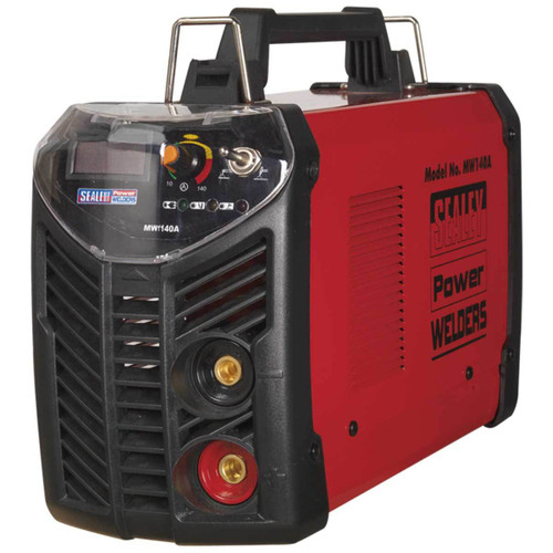 Buy Sealey MW140A Inverter 140amp 240v With Accessory Kit at Toolstop