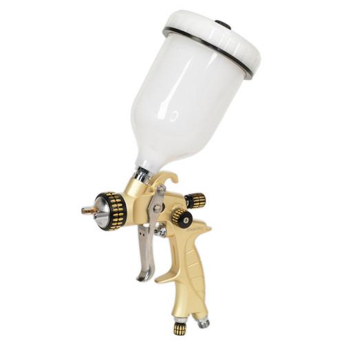 Buy Sealey MVMP01 Mvmp Gravity Feed Spray Gun 1.3mm Set-up - Finishing Coat at Toolstop