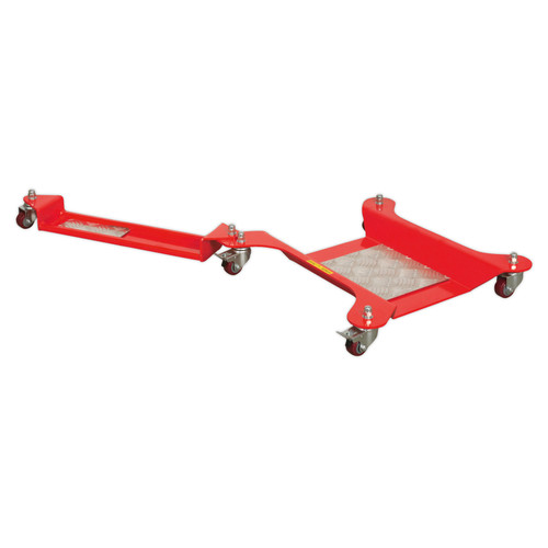 Buy Sealey MS063A Motorcycle Dolly Rear Wheel - Side Stand Type at Toolstop