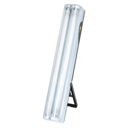 Buy Sealey ML18/36 Rechargeable Fluorescent Floor Light 2 X 20W at Toolstop