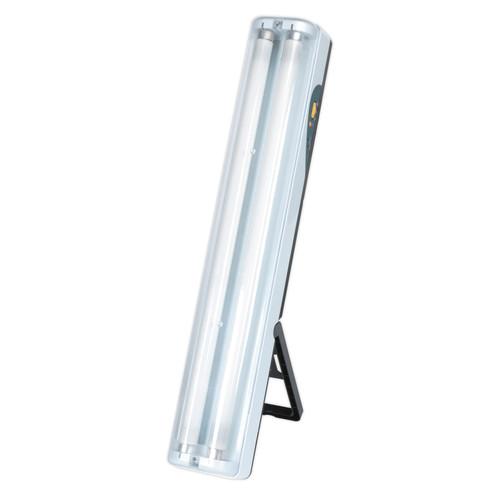 Buy Sealey ML18/36 Rechargeable Fluorescent Floor Light 2 X 20W at Toolstop
