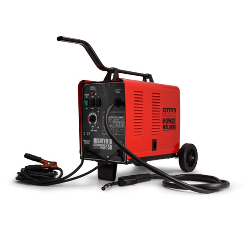 Sealey MIGHTYMIG150 Professional Gas/No-Gas Mig Welder 150amp 240V - 2