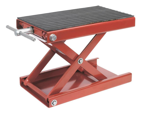 Buy Sealey MC5908 Scissor Stand For Motorcycles 450kg for GBP66.67 at Toolstop