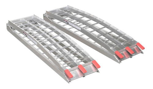 Buy Sealey LR680 Aluminium Loading Ramps 680kg Capacity Per Pair at Toolstop