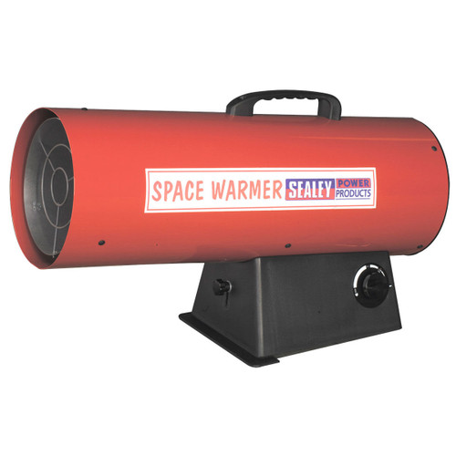 Buy Sealey LP100 Space Warmer Propane Heater 68,000-97,000btu/hr at Toolstop