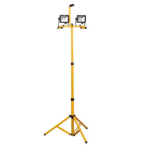 Buy Sealey LED101 Telescopic Floodlight 2 X 10w Smd Led 110v at Toolstop
