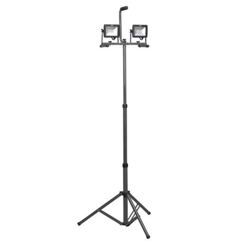 Buy Sealey LED100 Telescopic Floodlight 2 X 10w Smd Led 240V at Toolstop