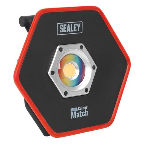 Buy Sealey LED067 Floodlight 50w Cob Led 240V Colour Matching Cri-95 at Toolstop