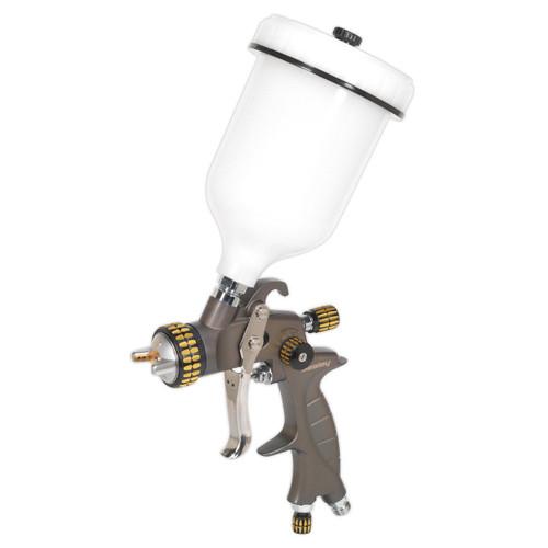 Buy Sealey HVLP01 Hvlp Gravity Feed Spray Gun 1.4mm Set-up at Toolstop