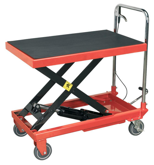 Buy Sealey HPT300 Hydraulic Platform Truck 300kg at Toolstop