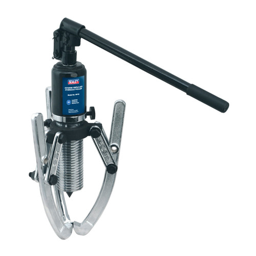 Sealey HP10 Triple Leg Hydraulic Puller 10tonne - 2