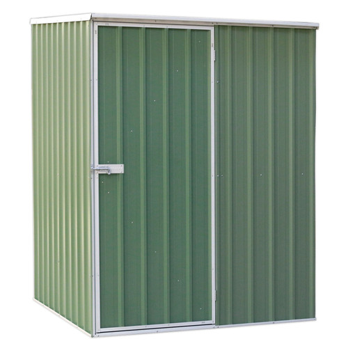 Buy Sealey GSS1515G Galvanized Steel Shed Green 1.5 X 1.5 X 1.9mtr at Toolstop