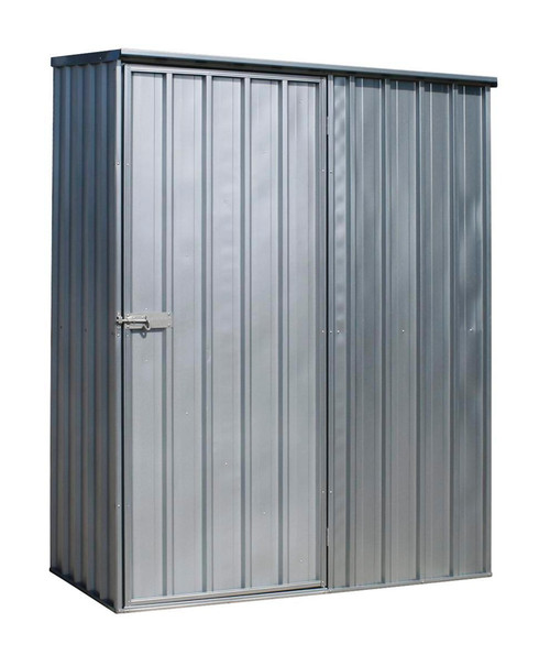 Buy Sealey GSS1508 Galvanized Steel Shed 1.5 X 0.8 X 1.9mtr at Toolstop