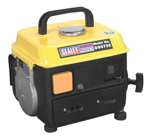 Buy Sealey GG0720 Generator 720w 240v 2hp at Toolstop