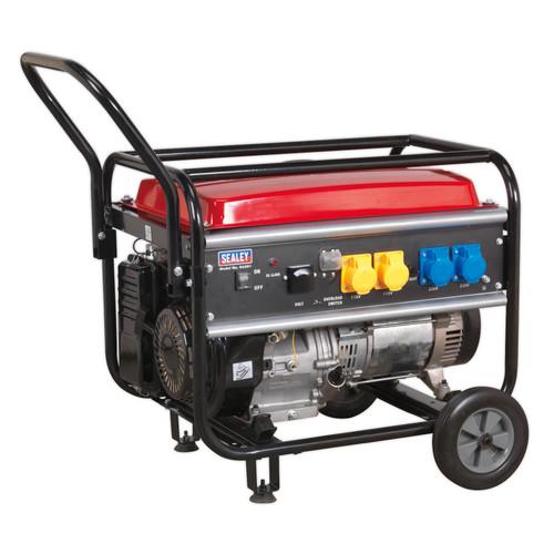 Buy Sealey G5501 Generator 5500W 110/240V 13hp at Toolstop