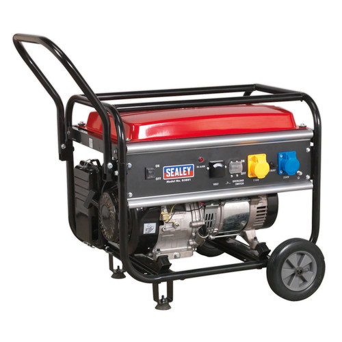 Buy Sealey G3801 Generator 3800W 110/240V 9.2hp at Toolstop