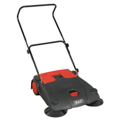 Buy Sealey FSW70 Floor Sweeper 700mm at Toolstop