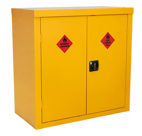 Buy Sealey FSC05 Flammables Storage Cabinet 900 X 460 X 900mm at Toolstop