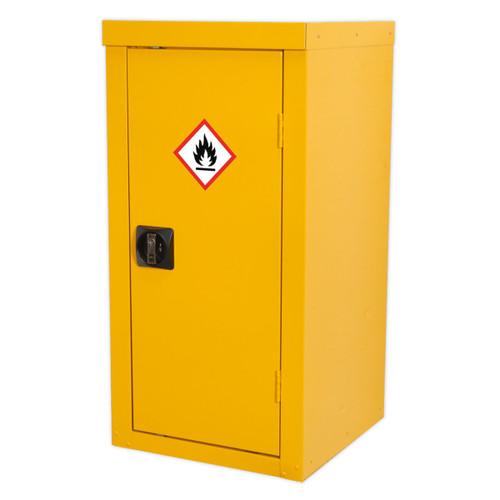 Sealey FSC04 Flammables Storage Cabinet 460 X 460 X 900mm - 2