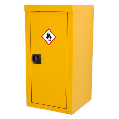 Sealey FSC04 Flammables Storage Cabinet 460 X 460 X 900mm - 2