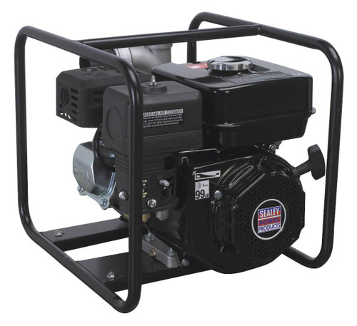 Buy Sealey EWP050 Water Pump 50mm 5.5hp Petrol Engine at Toolstop
