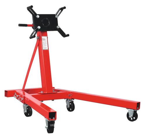 Buy Sealey ES900F Folding Engine Stand 900kg at Toolstop