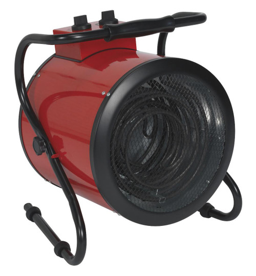 Buy Sealey EH9001 Industrial Fan Heater 9kw 415V 3ph at Toolstop