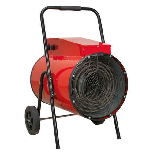 Buy Sealey EH30001 Industrial Fan Heater 30kw 415V 3ph at Toolstop