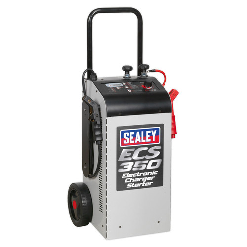 Buy Sealey ECS350 Electronic Charger Starter 60/350A 12/24V at Toolstop
