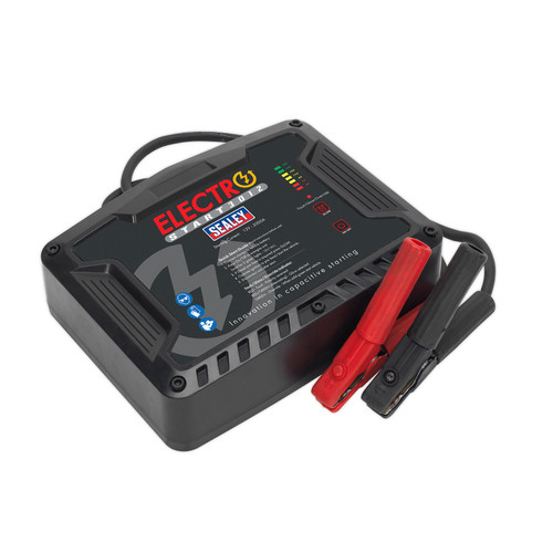 Buy Sealey E/START3012 Electrostart Batteryless Power Start 12V 3000A at Toolstop