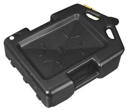 Buy Sealey DRP09 Oil/fluid Drain & Recycling Container 54ltr - Wheeled at Toolstop