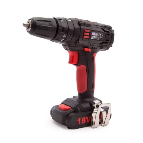 Sealey CP18VLD 18V Cordless Hammer Drill/Driver 10mm (1 x 1.5Ah Battery) - 5