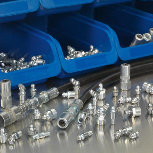 Buy Sealey COMBOGSK Grease Servicing Combination Kit at Toolstop
