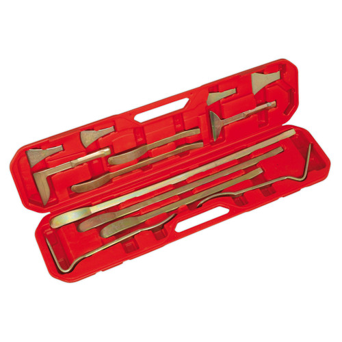 Buy Sealey CB50 Body Panel Levering/Separating Tool Set 13pc at Toolstop